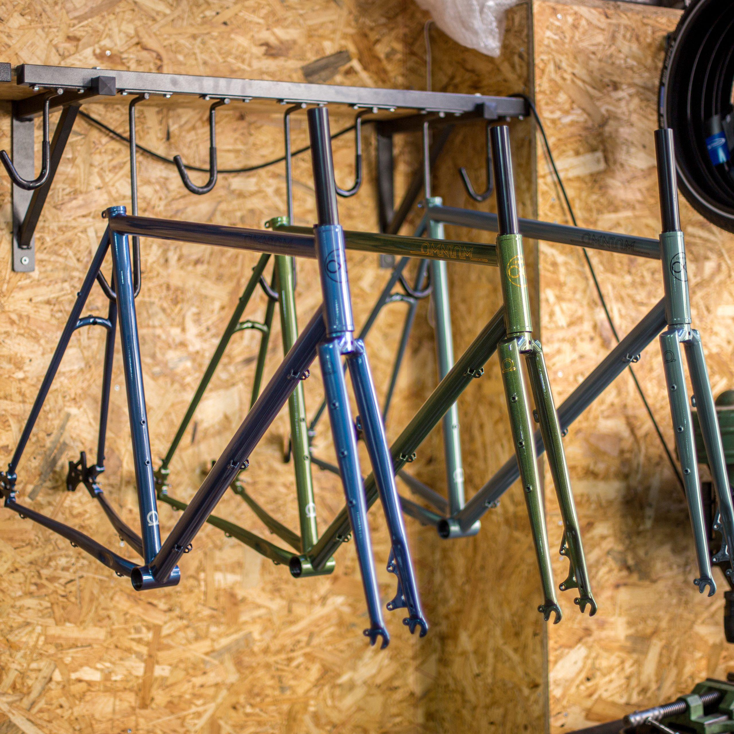 Cadre Omnium CXC V2 Onmium Cargo Bike with a purpose